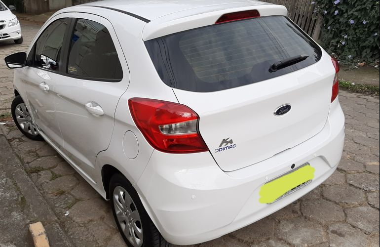 Ford Ka Hatch SE 1.0 (Flex) - Foto #9