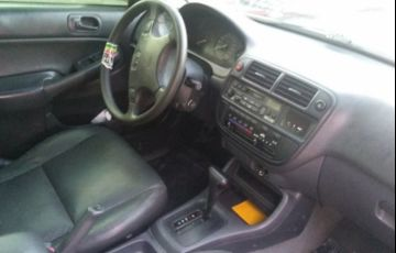 Honda Civic Sedan LX 1.6 16V (Aut) - Foto #5