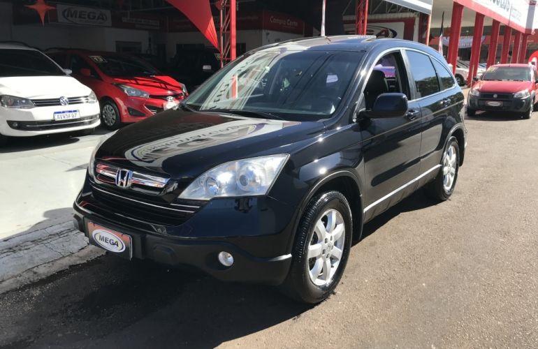 Honda CR-V EXL 4X4 2.0 16V (aut) - Foto #9