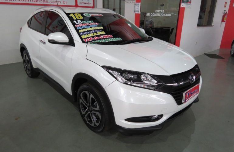 Honda HR-V Touring CVT 1.8 I-VTEC FlexOne - Foto #2