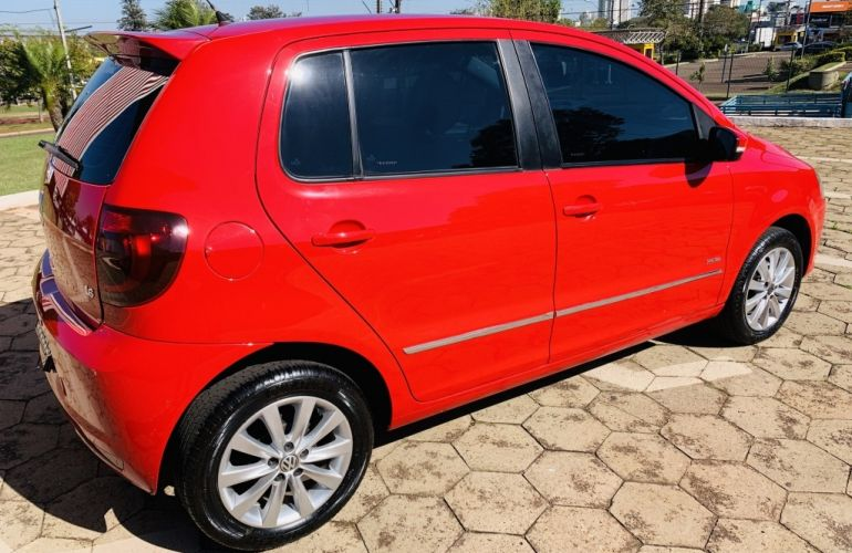 Volkswagen Fox Prime 1.6 8V (Flex) 4p - Foto #2