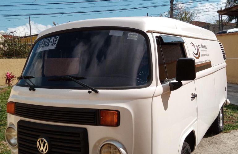Volkswagen Kombi Furgão 1.4 (Flex) - Foto #3