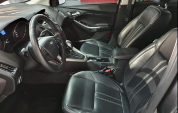 Ford Focus Sedan SE 2.0 16V PowerShift (Aut) - Foto #8