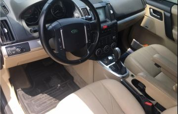 Land Rover Freelander 2 2.2 SE Sd4 16V Turbo Diesel 4p Automático - Foto #8