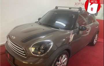 Mini Countryman 1.6 Pepper 16V 120cv Gasolina 4p Automático