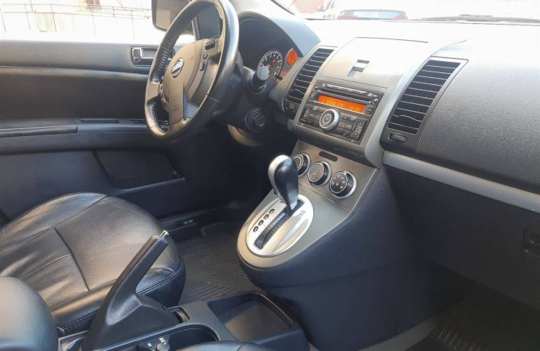 Nissan Sentra S 2.0 16V (Aut) (flex) - Foto #3