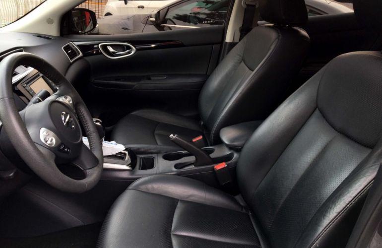 Nissan Sentra SL 2.0 16V CVT (Flex) - Foto #8