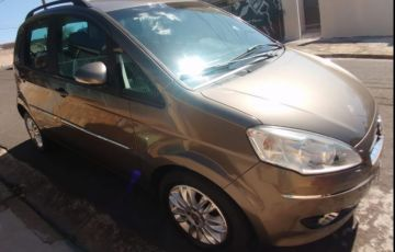 Fiat Idea Essence 1.6 16V E.TorQ (Flex) - Foto #3