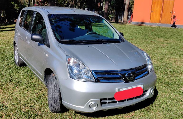 Nissan Livina S 1.8 16V (flex) (aut) - Foto #3