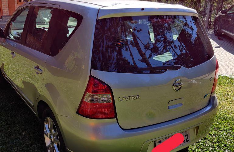 Nissan Livina S 1.8 16V (flex) (aut) - Foto #6