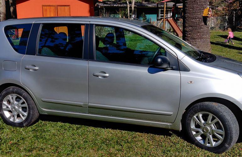 Nissan Livina S 1.8 16V (flex) (aut) - Foto #8