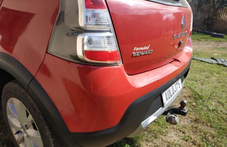 Renault Sandero Stepway Rip Curl 1.6 16V (Flex) - Foto #4