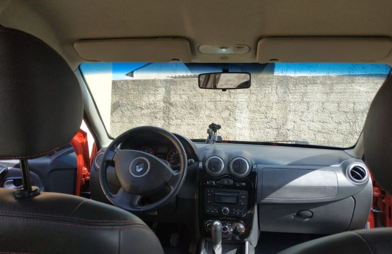 Renault Sandero Stepway Rip Curl 1.6 16V (Flex) - Foto #8