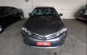 Toyota Corolla Sedan 2.0 Dual VVT-i Flex XEi Multi-Drive S - Foto #8