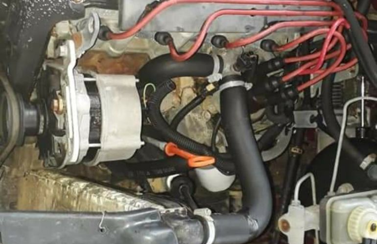 Volkswagen Gol GLi 1.8 - Foto #10
