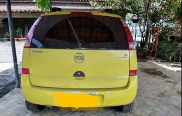 Chevrolet Meriva Joy 1.8 (Flex) - Foto #8
