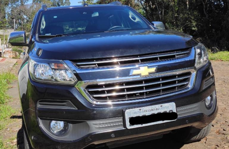 Chevrolet S10 2.8 CTDI LTZ 4WD (Cabine Dupla) (Aut) - Foto #2