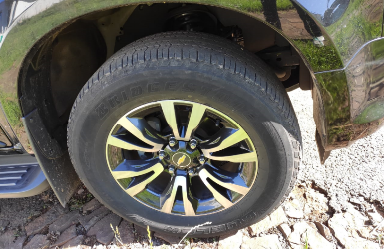 Chevrolet S10 2.8 CTDI LTZ 4WD (Cabine Dupla) (Aut) - Foto #3