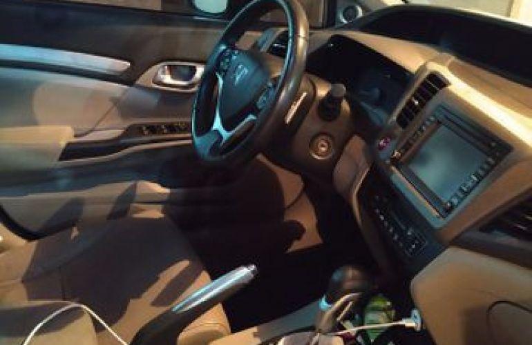 Honda New Civic EXR 2.0 i-VTEC (Aut) (Flex) - Foto #4