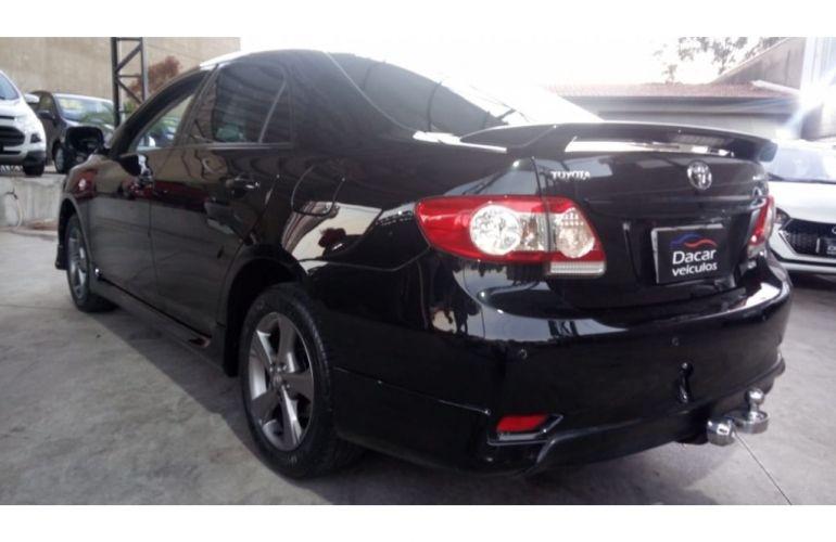 Toyota Corolla Sedan 2.0 Dual VVT-i XRS (aut) (flex) - Foto #8