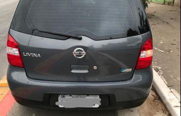 Nissan Livina SL 1.6 16V (flex) - Foto #3
