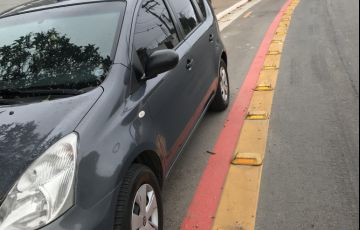 Nissan Livina SL 1.6 16V (flex) - Foto #9
