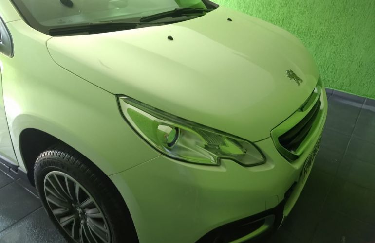 Peugeot 2008 Allure Business 1.6 16V (Aut) (Flex) - Foto #1