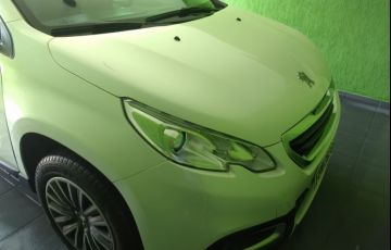 Peugeot 2008 Allure Business 1.6 16V (Aut) (Flex)