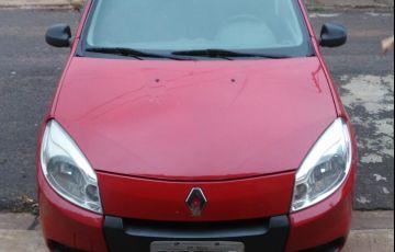 Renault Sandero Authentique 1.0 16V (Flex) - Foto #8