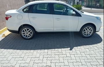 Fiat Grand Siena Essence 1.6 16V Dualogic (Flex) - Foto #1