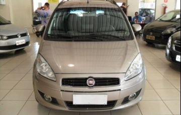 Fiat Idea Essence Dualogic 1.6 16V Flex