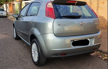 Fiat Punto Attractive 1.4 (Flex) - Foto #5