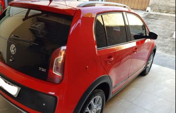 Volkswagen Up! 1.0 12v TSI E-Flex Cross Up!