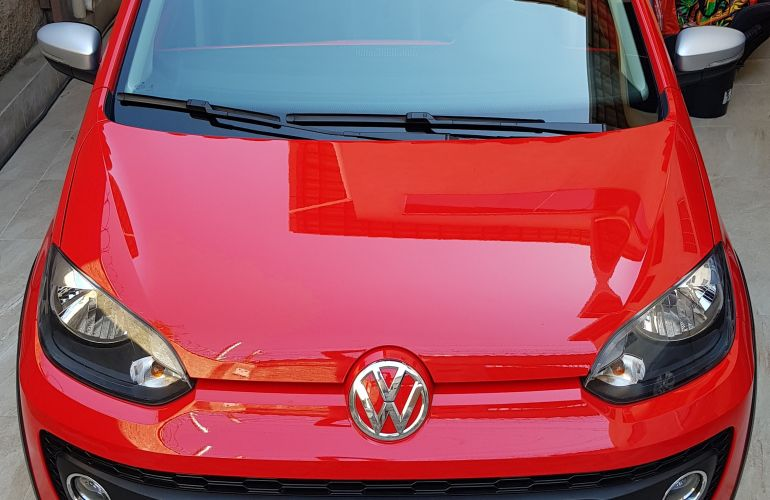 Volkswagen Up! 1.0 12v TSI E-Flex Cross Up! - Foto #2