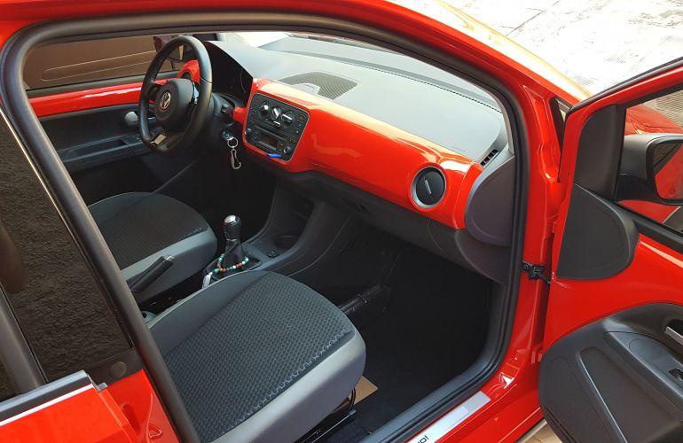 Volkswagen Up! 1.0 12v TSI E-Flex Cross Up! - Foto #7
