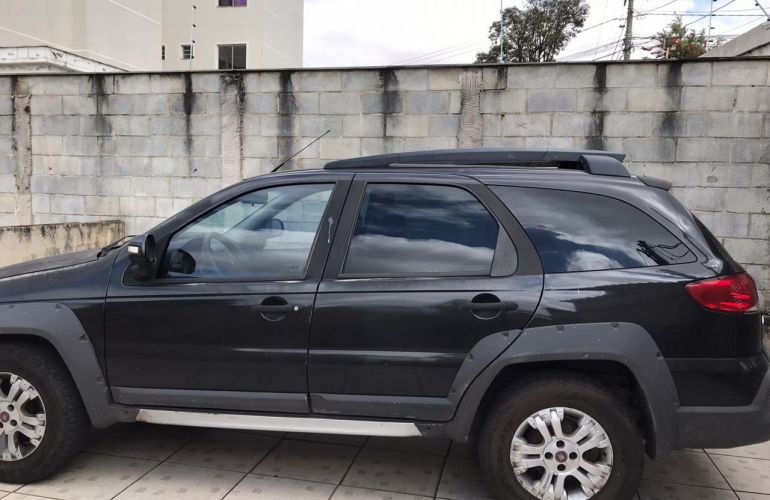 Fiat Palio Weekend Adventure Locker 1.8 8V (Flex) - Foto #2