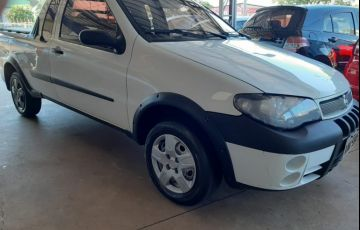 Fiat Strada Trekking 1.8 8V - Foto #3