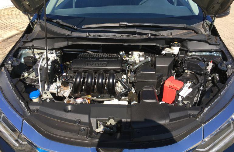 Honda City 1.5 LX CVT - Foto #4