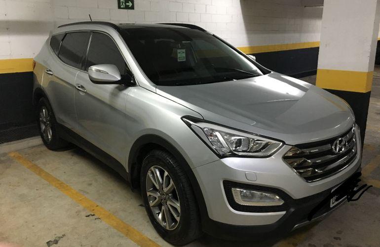 Hyundai Santa Fe 3.3L V6 4x4 (Aut) 7L - Foto #3
