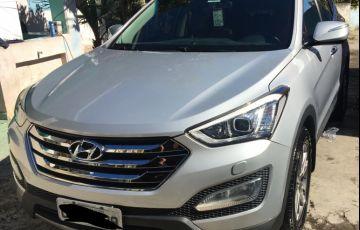 Hyundai Santa Fe 3.3L V6 4x4 (Aut) 7L - Foto #4