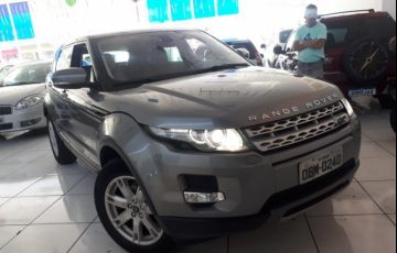 Land Rover Range Rover Evoque 2.0 P300 R-Dynamic HSE 4WD