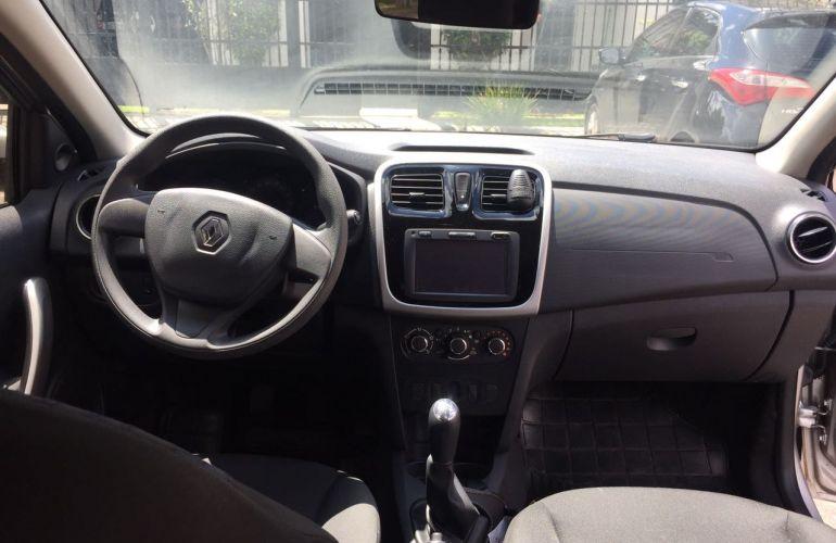 Renault Sandero Dynamique 1.6 8V (Flex) - Foto #3