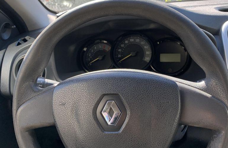 Renault Sandero Expression 1.0 12V SCe (Flex) - Foto #8