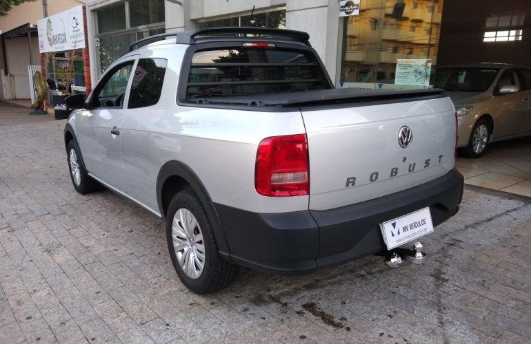 Volkswagen Saveiro Robust 1.6 MSI CD (Flex) - Foto #3