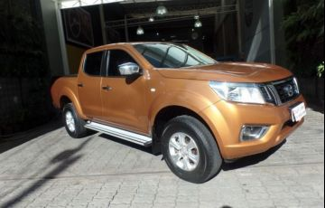 Nissan Frontier SE 4X4 Cabine Dupla 2.5 Turbo Eletronic