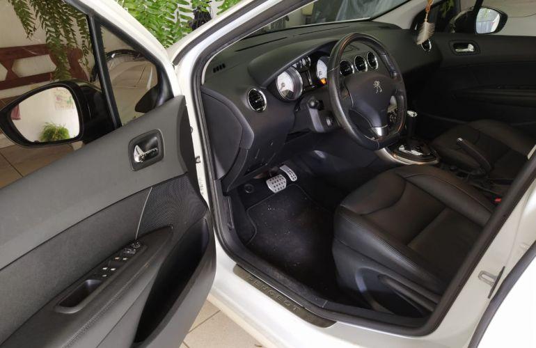 Peugeot 408 Griffe 1.6 THP (Aut) - Foto #8
