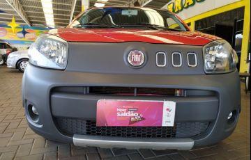 Fiat Uno Way 1.0 8V (Flex) 4p - Foto #2