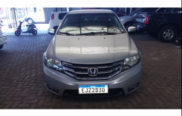 Honda City LX 1.5 (Flex) (Aut)