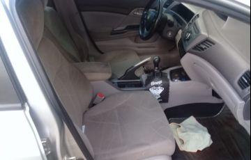 Honda New Civic LXS 1.8 16V i-VTEC (Flex) - Foto #3