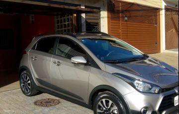 Hyundai HB20X 1.6 Style (Aut) - Foto #6